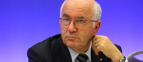 Carlo Tavecchio: cresce l'attesa per il Consiglio Federale del 20 novembre