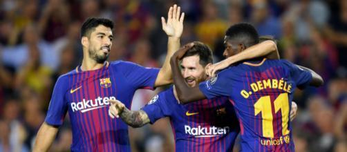 Juve, possibile uno scambio con il Barcellona