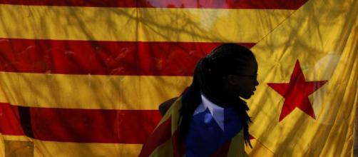 Escolares catalanes con doctrinas independentistas