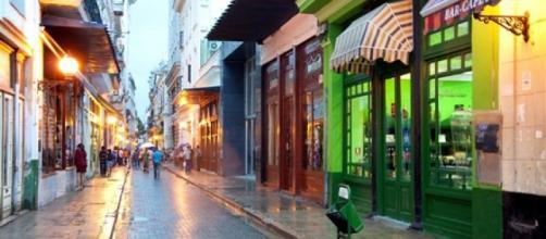La Habana Vieja. -mevoypacuba.com