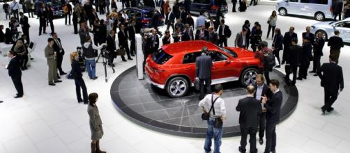 Le foto del Salone dell'auto di Ginevra - Il Post - ilpost.it