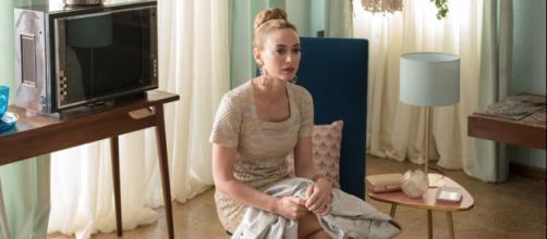 Marta Hazas en el último capítulo de la primera temporada de 'Velvet Colección'