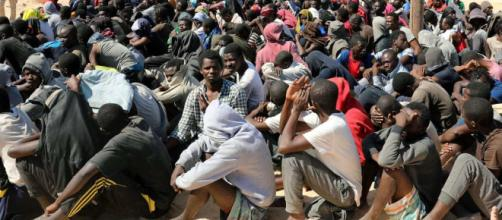 Migrants africains vendus comme esclaves en Libye