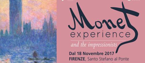 Monet a Firenze: orari e biglietti