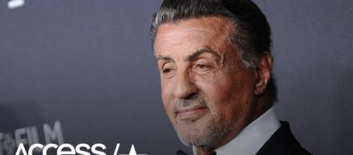 Sylvester Stallone denies claims he sexually assaulted 16-year-old. (Image Credit: Access Hollywood/Youtube screencap)