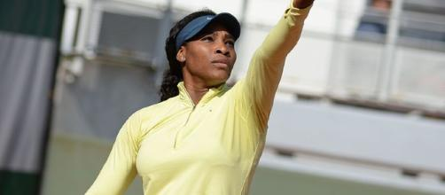 Tennis star Serena Williams' idyllic wedding to Reddit founder [image credit: Tatiana/Wikimedia Commons]