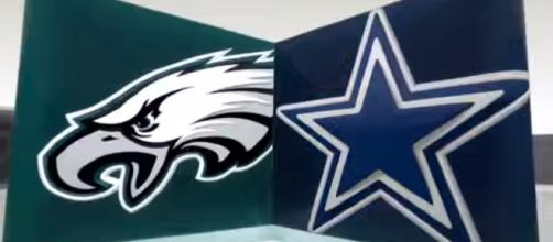 The Cowboys and Eagles play in Week 11. - [NFL / YouTube screencap]