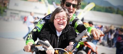Vanni Oddera e la sua idea innovativa della 'mototerapia'