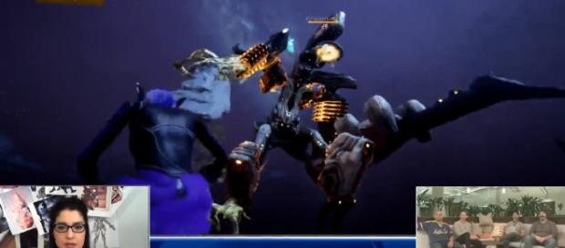 A screenshot from Digital Extremes' recent Devstream for 'Warframe' - [YouTube/PlayWarframe]