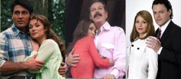 Atores se odiavam na vida real - Foto: Reprodução/Televisa