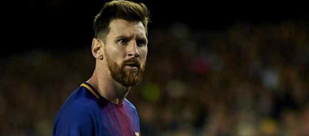 Leo Messi ainda não renovou seu contrato com o Barcelona
