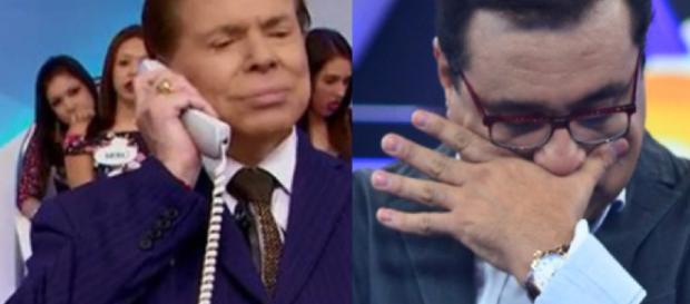 Silvio Santos liga para Record em caso Carlinhos