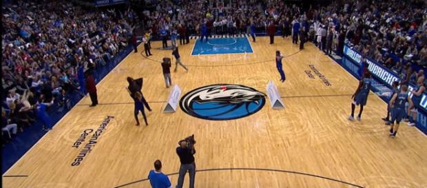 The Dallas Mavericks added a new shooting guard to their roster -- [NBA via YouTube]
