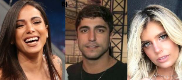 Thiago Magalhães responde a um processo por agressão contra a ex-namorada