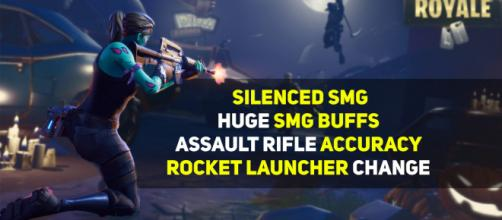"Another big ""Fortnite"" Battle Royale update is coming out. Image Credit: Own work"