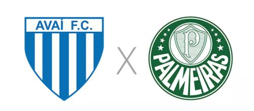 Avaí e Palmeiras fecham a 36ª rodada do Brasileirão