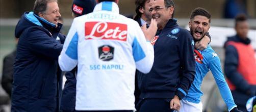 Calciomercato Napoli Giuntoli Vrsaljko - roadtvitalia.it