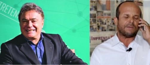 Carlinhos vidente previu que o senador Álvaro Dias será o proximo presidente do Brasil