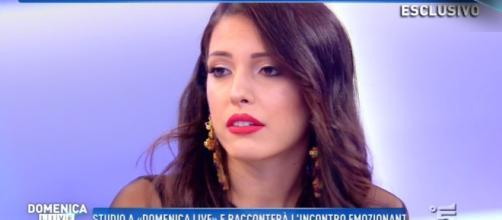 Clarissa Marchese a Domenica Live: i dettagli della molestia ... - lanostratv.it