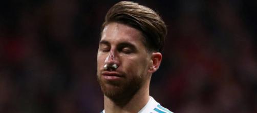 Derbi madrileño: La patada de Lucas a Sergio Ramos agitó al Real ... - elconfidencial.com
