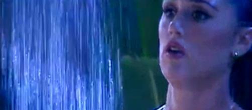 """Gf Vip, Cecilia in lacrime parla di Belen: """"E' andata via con 200 ... - today.it"""