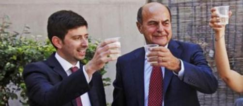 Il leader di Mdp Roberto Speranza chiude le porte della trattativa con il Pd di Matteo Renzi