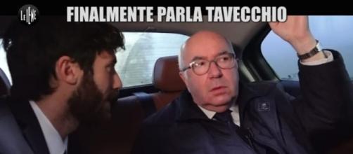 Il Presidente Tavecchio a 'Le Iene'