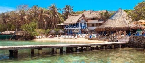 Isla del Sol - Isla del Rosario - Cartagena - Colômbia