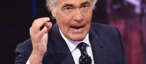 """Massimo Giletti, conduttore di """"Non è l'Arena"""""""