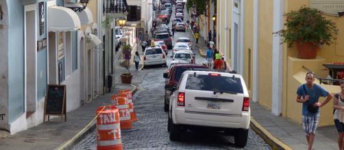 Street in Old San Juan, Puerto Rico (Image credit – MusikAnimal, Wikimedia Commons)