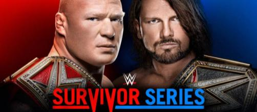 Survivor Series 2017, locandina ufficiale