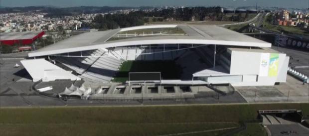 Arena Corinthians ainda não conseguiu um patrocinador