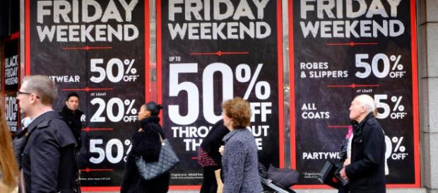 Black Friday shoppers set for £3BILLION splurge - how to make sure ... - thesun.co.uk