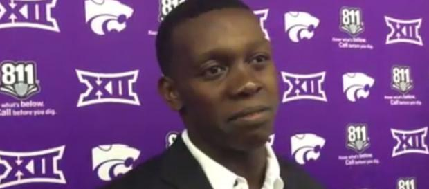 Byron Pringle - K-State Online via YouTube