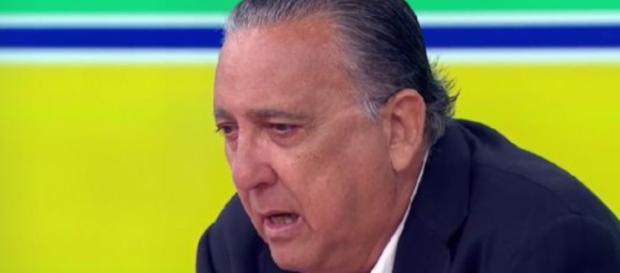 Globo perde a paciência e manda Galvão Bueno pedir perdão