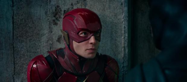 Justice League – Barry Allen aka The Flash [Image Credit: Warner Bros. UK/YouTube screencap]