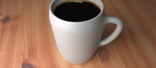 Research shows drinking coffee may lower the risk of cardiovascular disease. Photo by NeuPaddy at Pixabay.com, Creative Commons license.