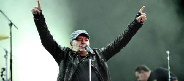 Vasco Rossi a Messina nell'estate 2018