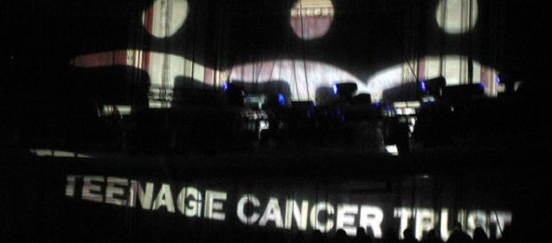 Veteran rockers supporting teenage cancer charities. [Image Credit: Flickr]