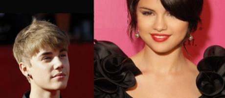 Justin Bieber and Selena Gomez (Fair Use: Unrestricted Flickr and Wikimedia Commons)