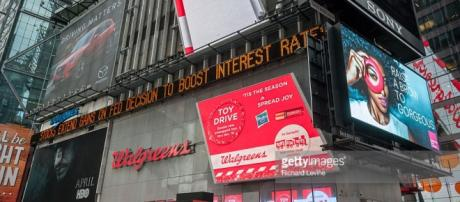 Interest rates on the rise... - gettyimages.com