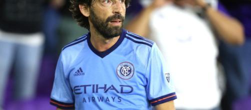 Andrea Pirlo si ritira dal calcio giocato