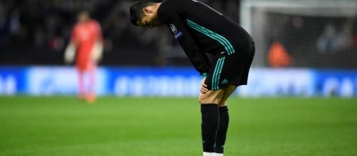 Cristiano Ronaldo no pudo lucirse en Wembley