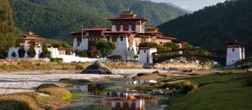 Bhután, la ciudad de la felicidad