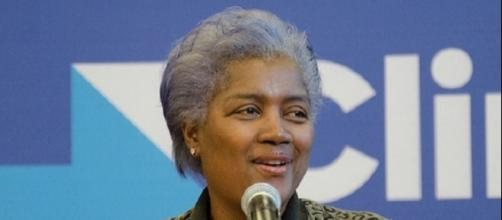 Donna Brazile throws Hillary Clinton under the bus [image courtesy Tim Pierce wikimedia commons]