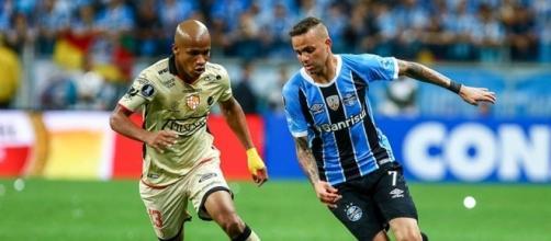Grêmio está classificado para sua quinta final de Libertadores