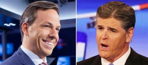 Hannity Urged Twitter Users To Attack Jake Tapper But Twitter ... - politicaldig.com