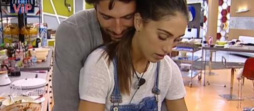 Ignazio Moser vuole fare l'amore con Cecilia Rodriguez al Grande Fratello Vip 2