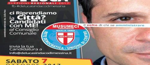 Tour dei Quartieri, Cateno De Luca apre la campagna elettorale - infomessina.it