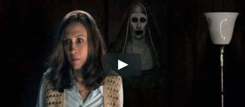Imagen de Lorraine Warren de El Conjuro (Via Vimeo)